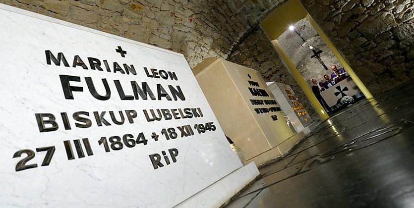 Msza żałobna za zmarłych kapłanów