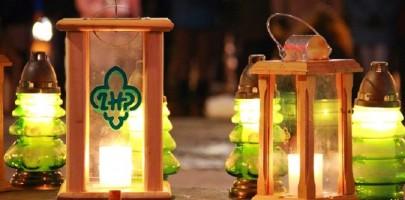 Betlejemskie Światło Pokoju w Archikatedrze