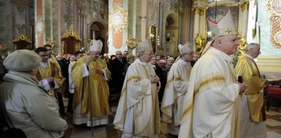 80 – te urodziny i 30-lecie sakry Biskupa Ryszarda Karpińskiego