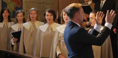 Obchody 1050 rocznicy Chrztu Polski i Jubileuszu 95 lecia Chóru KUL