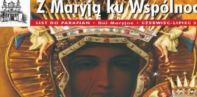 Rozważania na Dni Maryjne