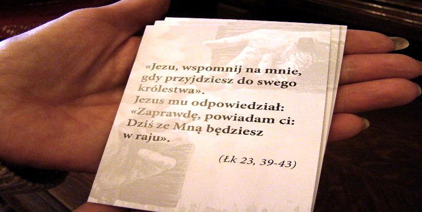 Chrystus obecny w moich ranach