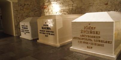 Msza za zmarłych biskupów i księży archidiecezji lubelskiej