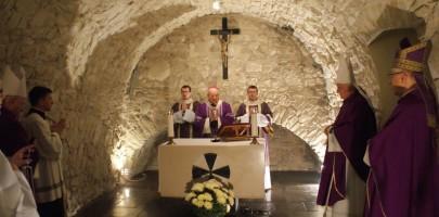 Msza za ++ kapłanów i biskupów archidiecezji lubelskiej