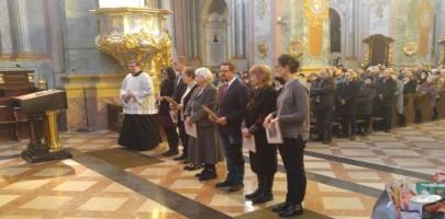Zaprzysiężenie nowej Rady Duszpasterskiej