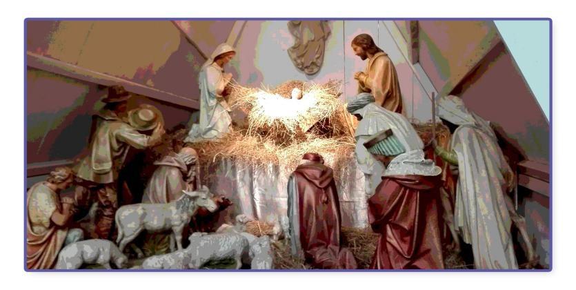 Okres Bożego Narodzenia- porządek Mszy św.