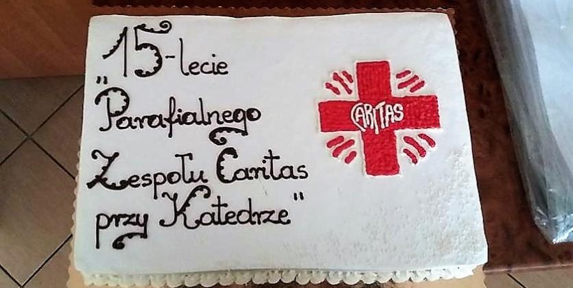 15 lecie parafialnego oddziału Caritas