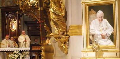40 rocznica pontyfikatu Jana PawłaII