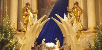 Boże Narodzenie w Archikatedrze Lubelskiej