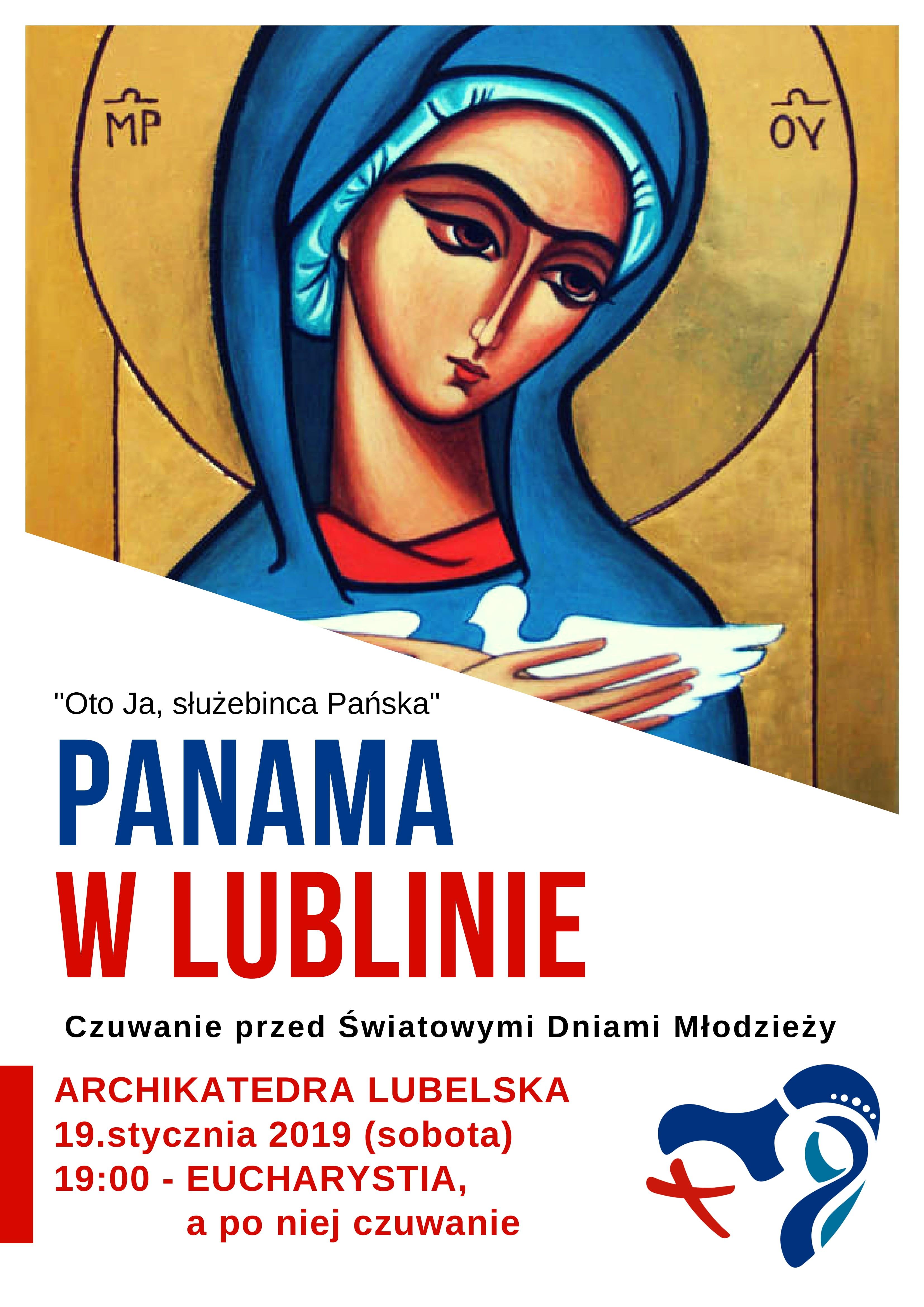 Panama_czuwanie w katedrze