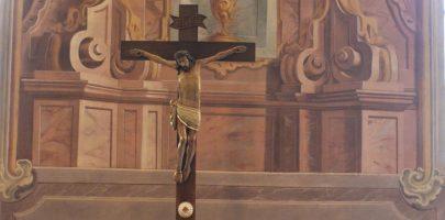 Zakończenie peregrynacji kopii Krzyża Trybunalskiego