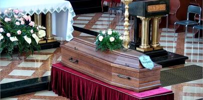 Msza żałobna śp. Piotra Szczepanika