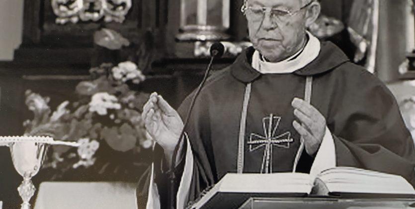 Msza święta pogrzebowa za śp. ks. Jerzego Misiurka