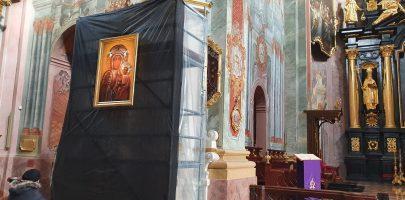 Konserwacja Obrazu Matki Bożej