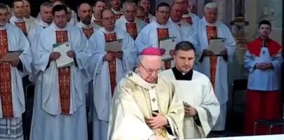 Inauguracja III Synodu Archidiecezji Lubelskiej