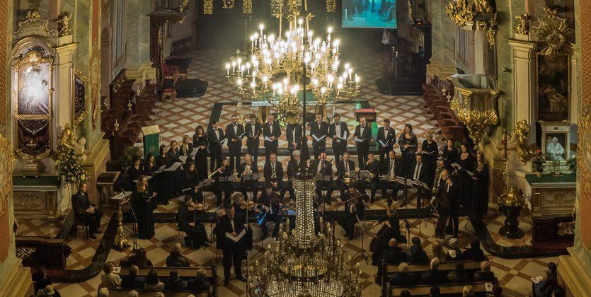 koncert słowno-muzyczny 10.X. 2021 roku godz. 20.00